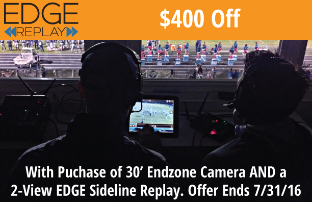 EDGE Sideline Replay System