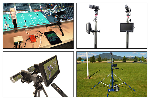 Sport Scope Endzone Camera