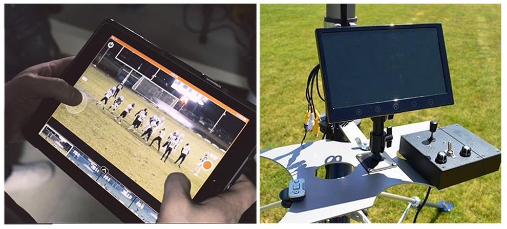 The Smart Endzone Camera Vs Regular Endzone Camera Systems