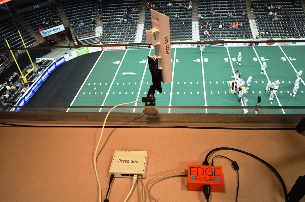 EDGE Instant Replay System